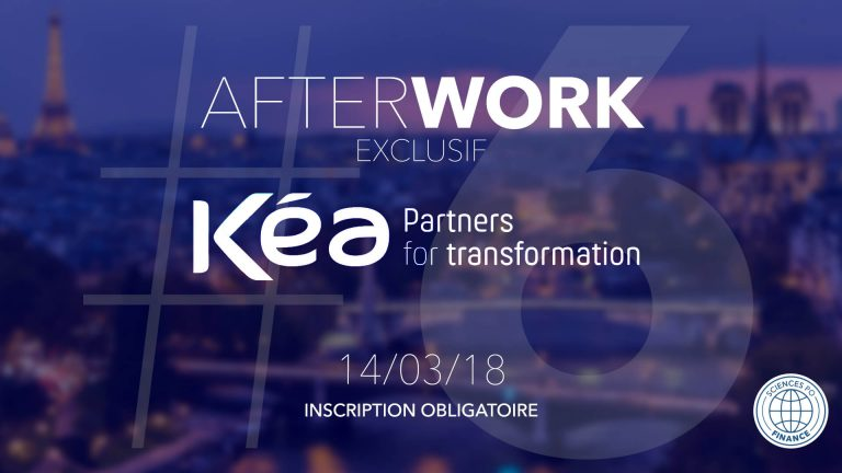 Afterwork #6 chez Kea & Partners