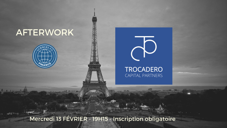 Afterwork #6 Trocadéro Capital Partners