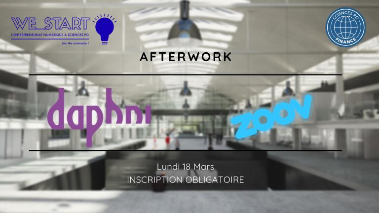 Afterwork #8 Daphny – Zoov