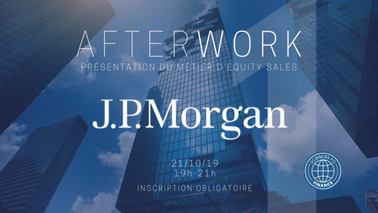 Afterwork – J.P.Morgan