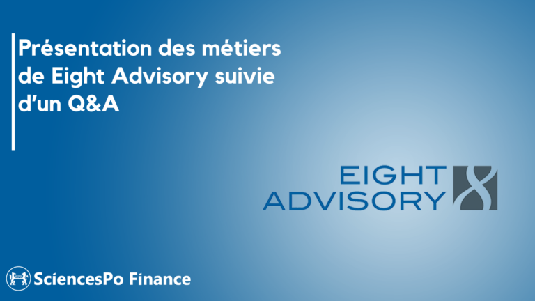 Webinaire Eight Advisory