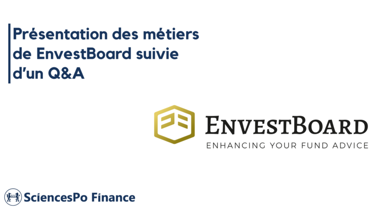 Webinaire Envest Board