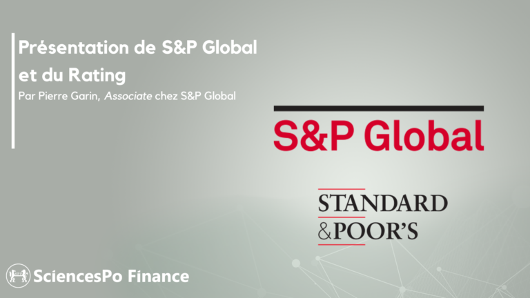 Webinaire S&P Global